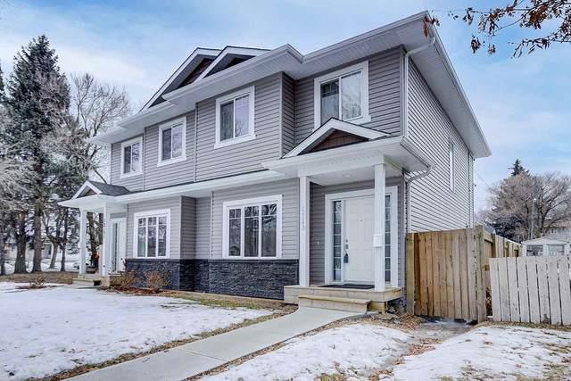12143 123 Street, Edmonton, AB T5L 0H4 (#E4232358) :: Initia Real Estate