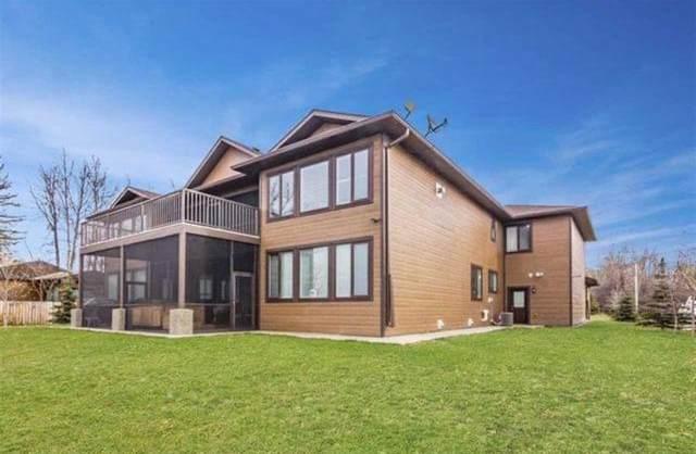 A-32 Bernice Avenue, Rural Leduc County, AB T0C 2C0 (#E4232434) :: Initia Real Estate