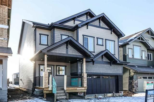 19625 26A Avenue, Edmonton, AB T6M 0X3 (#E4232438) :: Initia Real Estate