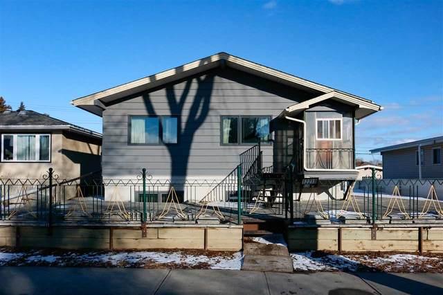 12219-128 St Street NW, Edmonton, AB T5L 1C6 (#E4232464) :: Initia Real Estate