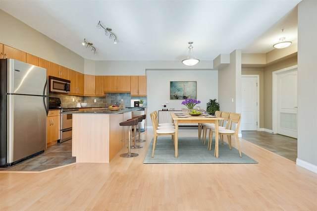 315 1406 Hodgson Way, Edmonton, AB T6R 3K1 (#E4232520) :: Initia Real Estate