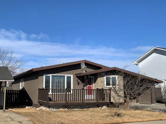 4628 46 Avenue, Evansburg, AB T0E 0T0 (#E4232558) :: Initia Real Estate