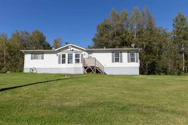 24 51422 - Range Rd 195, Rural Beaver County, AB T0B 4J0 (#E4232560) :: Initia Real Estate