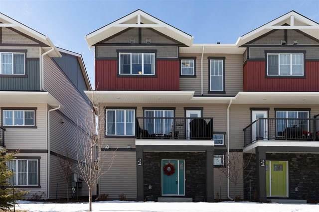 33 50 Mclaughlin Drive, Spruce Grove, AB T7X 0E1 (#E4232583) :: Initia Real Estate