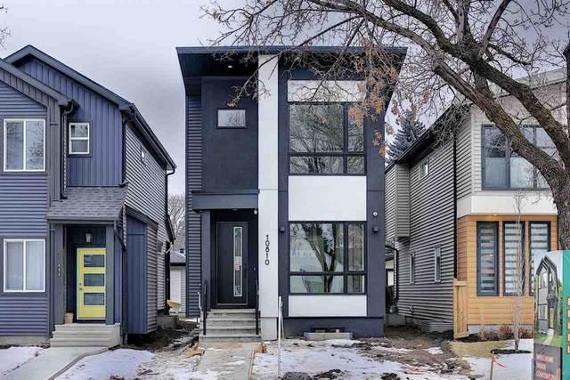 10810 135 Street, Edmonton, AB T5M 1J6 (#E4232633) :: Initia Real Estate