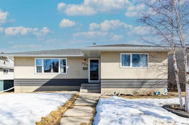 9415 Sherridon Drive, Fort Saskatchewan, AB T8L 1W1 (#E4232649) :: Initia Real Estate
