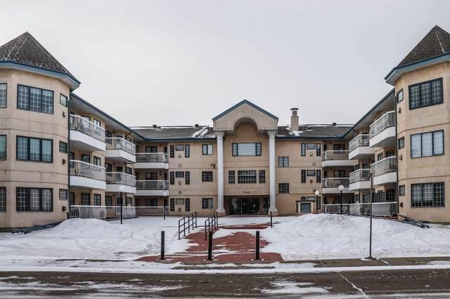 301 17151 94A Avenue, Edmonton, AB T5T 5Z9 (#E4232679) :: Initia Real Estate