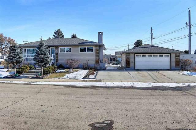 12927 75 Street, Edmonton, AB T5C 0Y9 (#E4232715) :: Initia Real Estate
