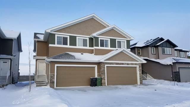 172 Reed Place, Leduc, AB T9E 1B1 (#E4232718) :: Initia Real Estate