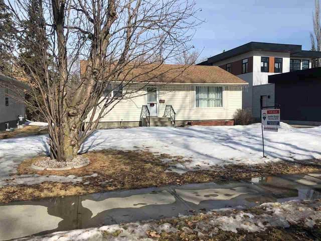 14312 92A Avenue, Edmonton, AB T5R 5E2 (#E4232766) :: Initia Real Estate