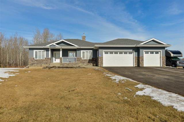 65 53521 RGE RD 272, Rural Parkland County, AB T7X 3M5 (#E4232834) :: Initia Real Estate