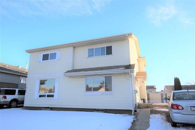4545 32 Avenue, Edmonton, AB T6L 5J4 (#E4232852) :: Initia Real Estate