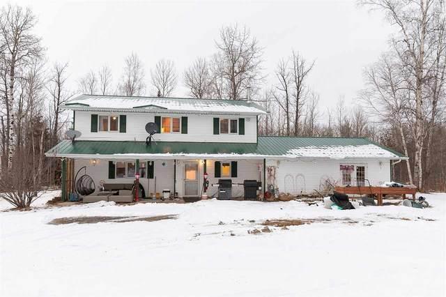 65 5124-Twp 554 End, Rural Lac Ste. Anne County, AB T0E 0L0 (#E4232894) :: Initia Real Estate