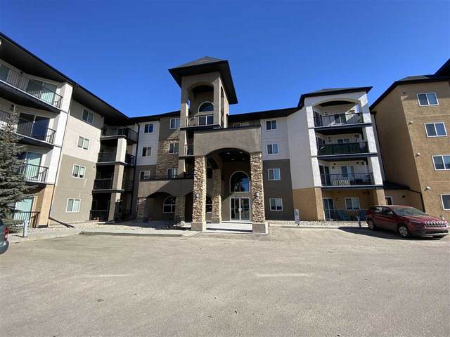 101 14612 125 Street, Edmonton, AB T5X 0B6 (#E4232980) :: Initia Real Estate
