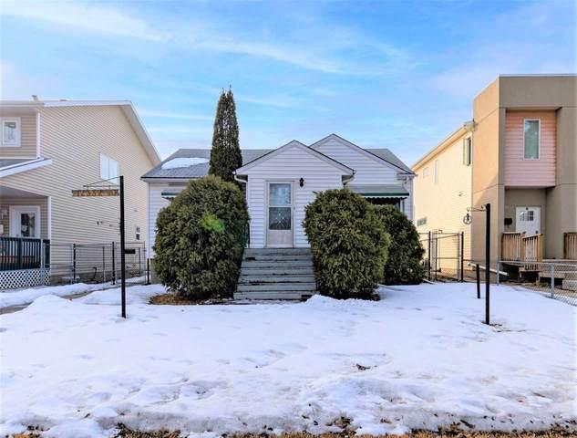 12332 90 Street, Edmonton, AB T5B 3Z7 (#E4232985) :: Initia Real Estate