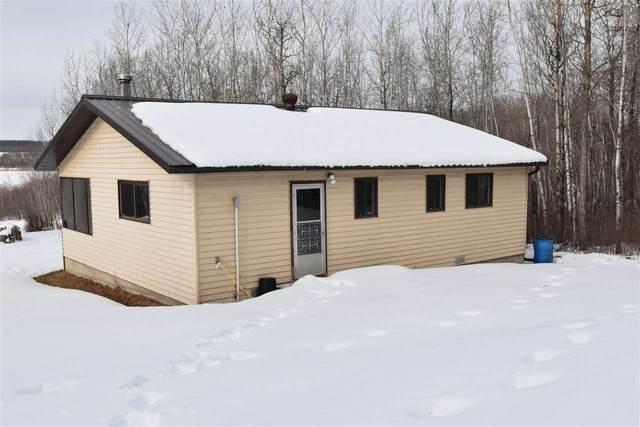 634 11102 Twp Rd 600 Road, Rural St. Paul County, AB T0A 3C0 (#E4233028) :: Initia Real Estate