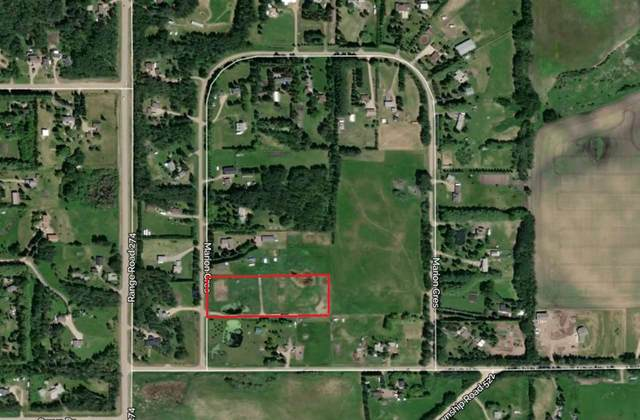 34 27320 Twp Rd 522, Rural Parkland County, AB T7X 3S2 (#E4233050) :: Initia Real Estate