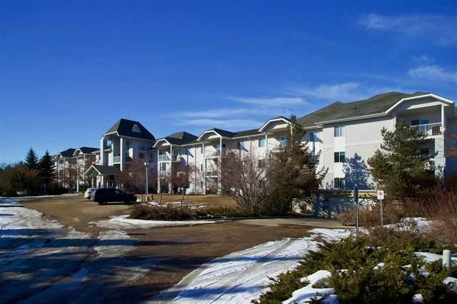214 905 Blacklock Way, Edmonton, AB T6W 1M7 (#E4233160) :: Initia Real Estate
