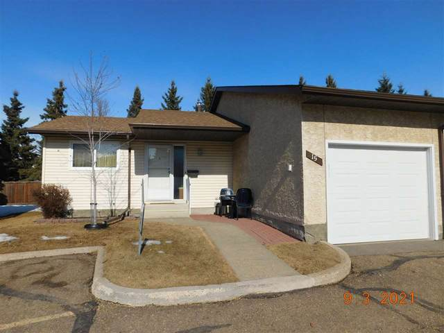 15 Pineview Horizon, St. Albert, AB T8N 4R7 (#E4233177) :: Initia Real Estate