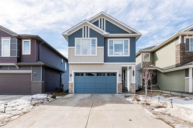 2714 Collins Crescent, Edmonton, AB T6W 3X4 (#E4233189) :: Initia Real Estate