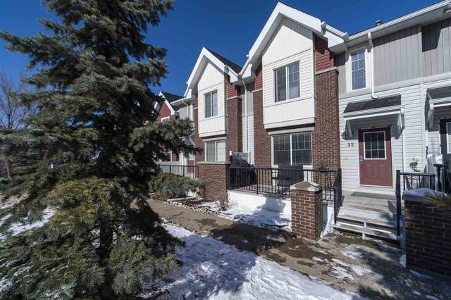 32 2336 Aspen Trail, Sherwood Park, AB T8H 0J1 (#E4233231) :: Initia Real Estate