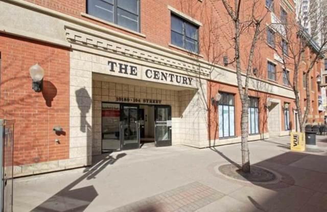 1504 10180 104 Street, Edmonton, AB T5J 1A7 (#E4233335) :: RE/MAX River City