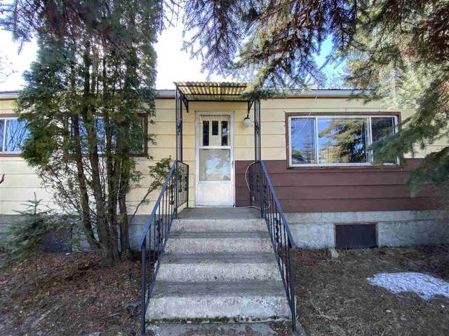 5155 53 Avenue, Millet, AB T0C 1Z0 (#E4233341) :: Initia Real Estate