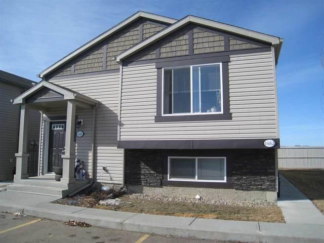 146 142 Selkirk Place, Leduc, AB T9E 0M9 (#E4233345) :: Initia Real Estate
