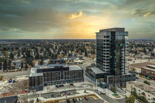 1202 14105 West Block Drive, Edmonton, AB T5N 1L5 (#E4233368) :: RE/MAX River City