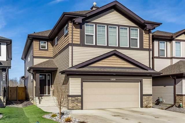 13836 143 Avenue, Edmonton, AB T6V 0L7 (#E4233417) :: Initia Real Estate