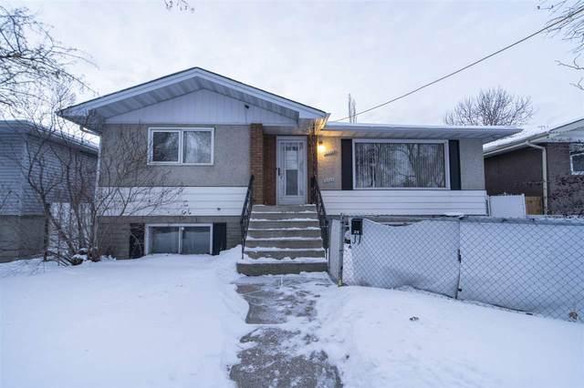 12952 & 12954 102 Street, Edmonton, AB T5E 4J3 (#E4233430) :: Initia Real Estate