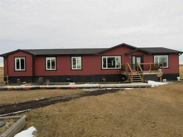 56528 Rr 35, Rural Lac Ste. Anne County, AB T0E 1A0 (#E4233470) :: The Good Real Estate Company