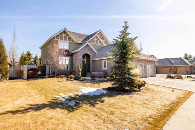 633 52328 Range Road 233, Rural Strathcona County, AB T8B 0A2 (#E4233480) :: Initia Real Estate