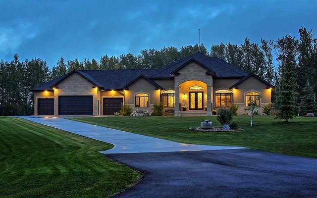 100 50535 RGE RD 233, Rural Leduc County, AB T4X 0L4 (#E4233485) :: Initia Real Estate