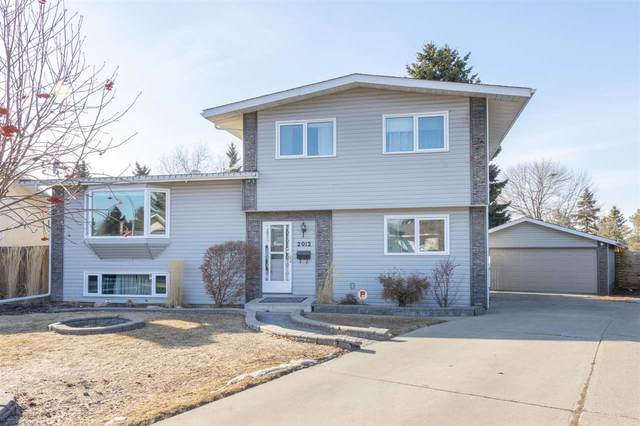 2012 Galloway Place, Sherwood Park, AB T8A 2N4 (#E4233525) :: Initia Real Estate
