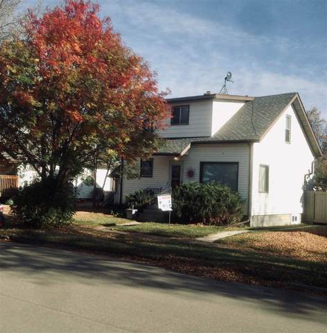9 Railway Ave NW, Hay Lakes, AB T0B 1W0 (#E4233526) :: Initia Real Estate