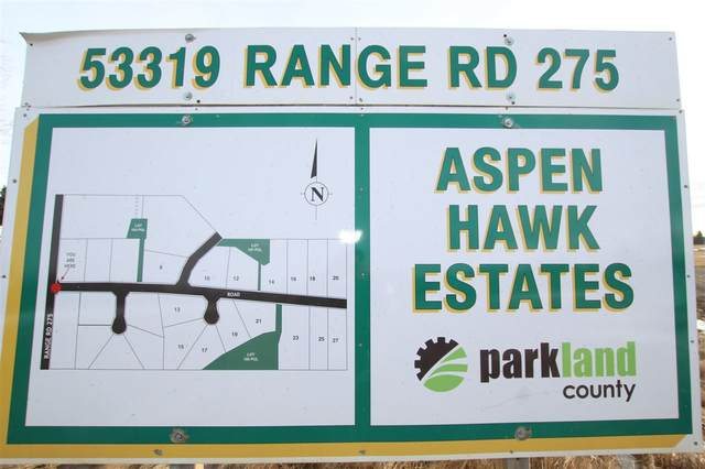 8 53319 RGE RD 275, Rural Parkland County, AB T7X 3T2 (#E4233742) :: Müve Team | RE/MAX Elite