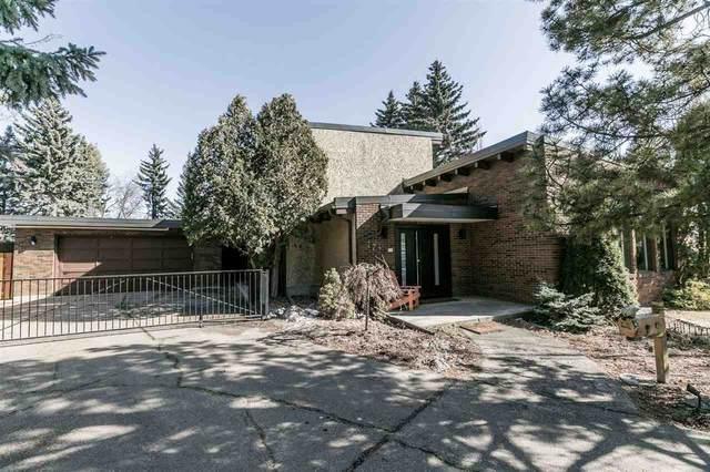 7723 154A Street, Edmonton, AB T5R 1V3 (#E4233801) :: Initia Real Estate