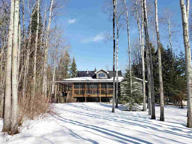 19 Nobula Drive, Rural Athabasca County, AB T9S 1C4 (#E4233816) :: Initia Real Estate