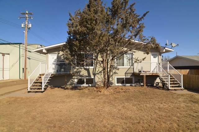 4924 53 Avenue, Tofield, AB T0B 4J0 (#E4233822) :: Initia Real Estate