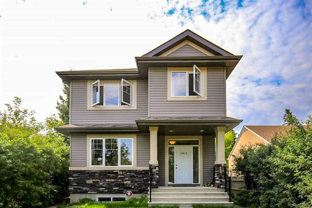 10819 69 Ave, Edmonton, AB T6H 2E3 (#E4233896) :: Initia Real Estate