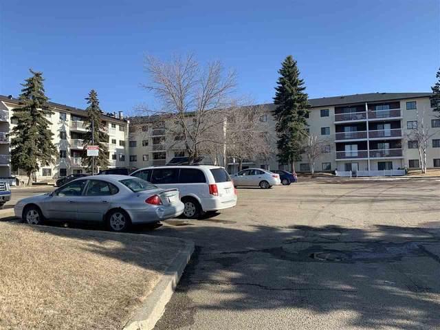 206 1945 105 Street, Edmonton, AB T6J 5N6 (#E4233926) :: Initia Real Estate