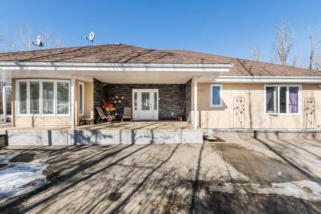 5631 49 Street, Rural Lac Ste. Anne County, AB T0E 0A0 (#E4233929) :: Initia Real Estate