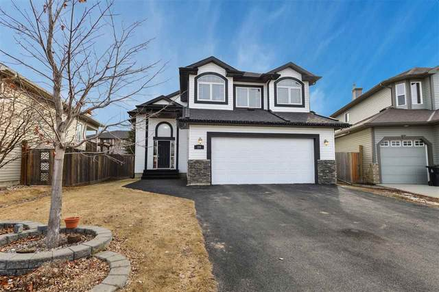 20 Lamplight Bay, Spruce Grove, AB T7X 4N2 (#E4233972) :: Initia Real Estate