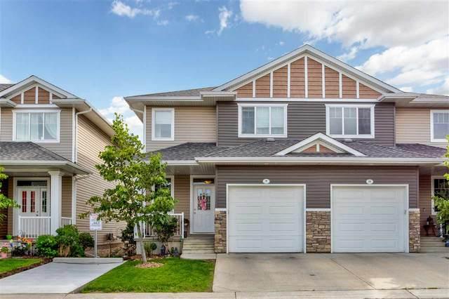 9 18230 104A Street, Edmonton, AB T5X 0G9 (#E4234006) :: Initia Real Estate