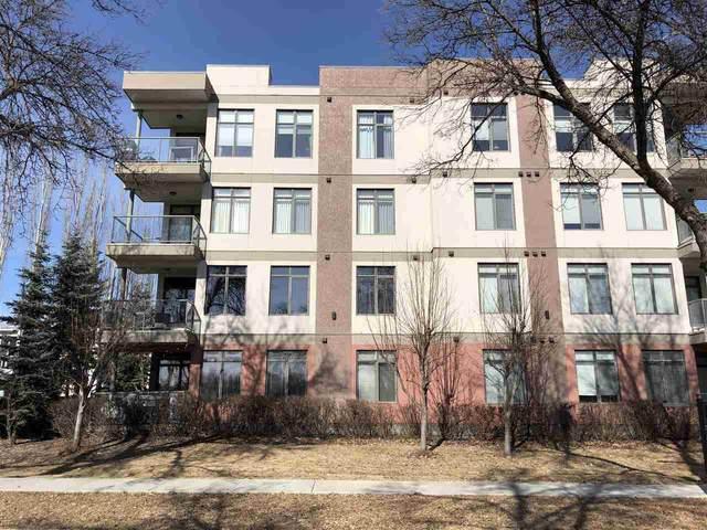 307 11120 68 Avenue, Edmonton, AB T6H 2C2 (#E4234010) :: Initia Real Estate