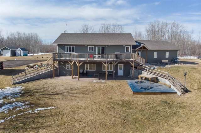 1 50128 RR 203, Rural Beaver County, AB T0B 4J2 (#E4234036) :: Initia Real Estate