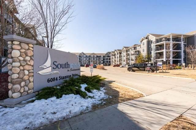 122 6084 Stanton Drive, Edmonton, AB T6X 0Z4 (#E4234043) :: The Foundry Real Estate Company