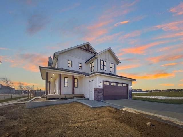 599 Genesis Wynd, Stony Plain, AB T7Z 0G6 (#E4234048) :: Initia Real Estate