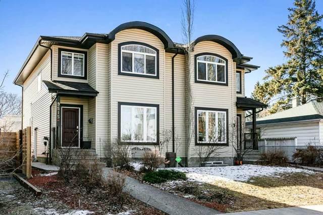 9515 71 Avenue, Edmonton, AB T6E 0W2 (#E4234170) :: Initia Real Estate